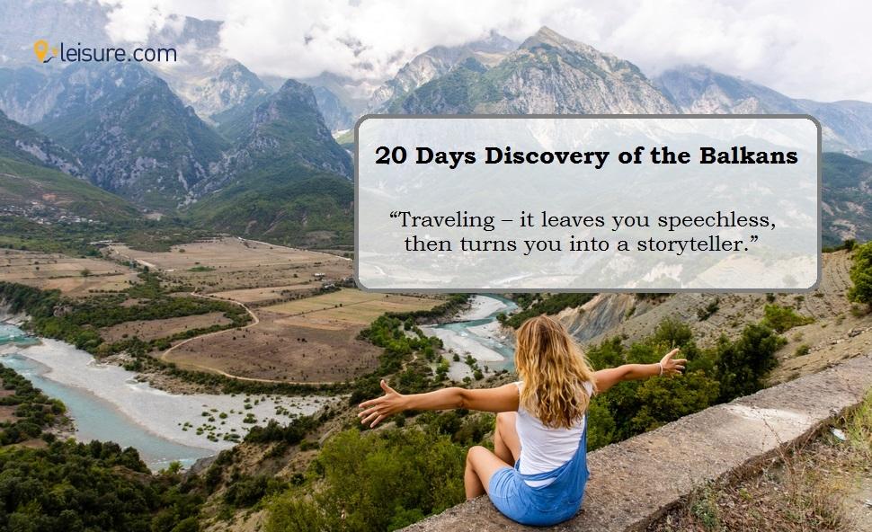 20 Days Montenegro, Croatia, Slovenia & Albania Vacation Package