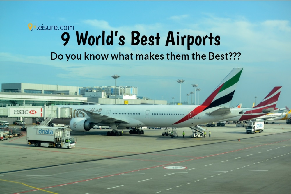 9 World's Best Airports: How to Make Your Air Travel Better
