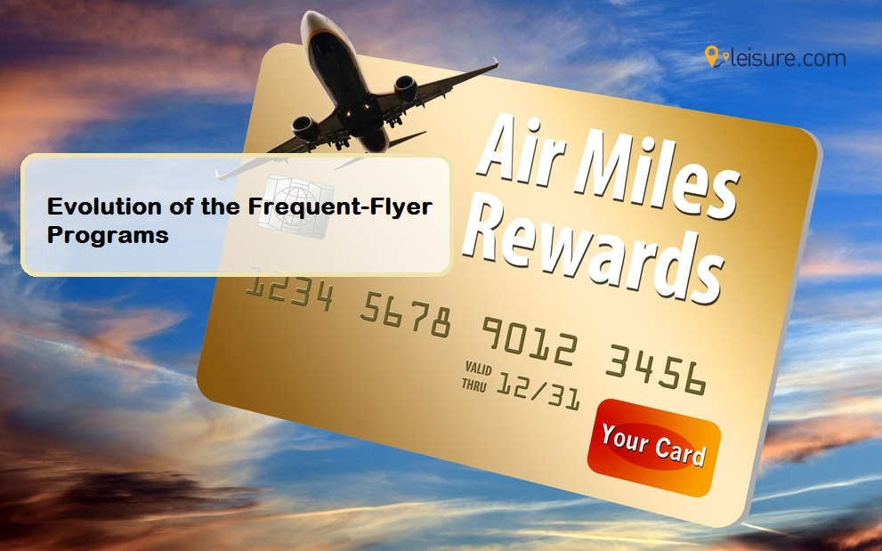 Chronological Timeline & Evolution of the Frequent-Flyer Programs