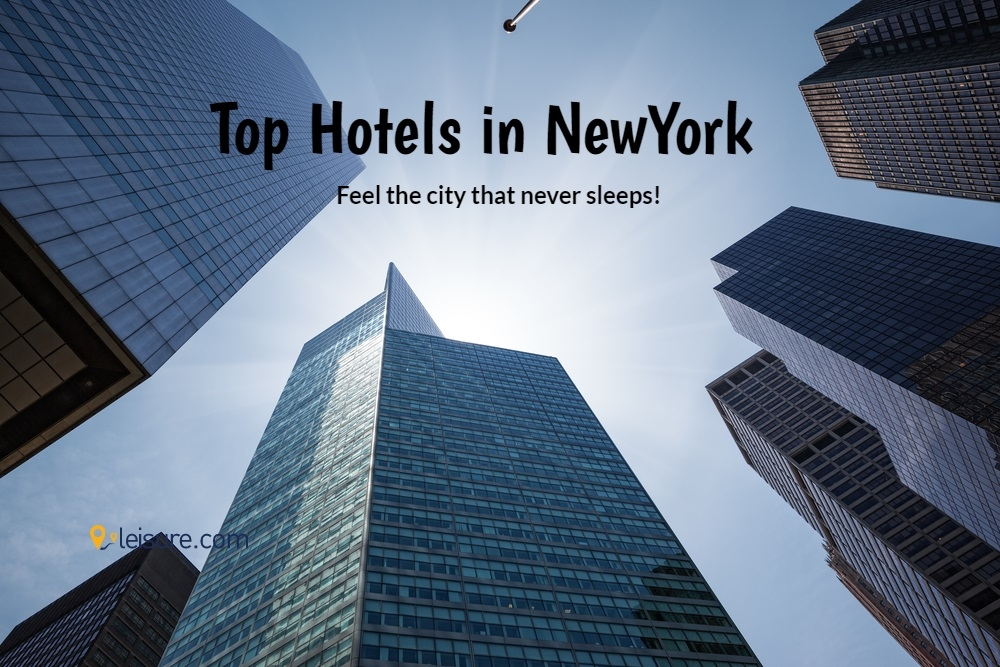 Top Hotels in New York: Holiday Travel 2021
